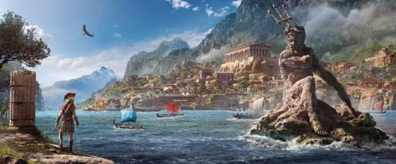 pintura sobre mitologia no helenismo