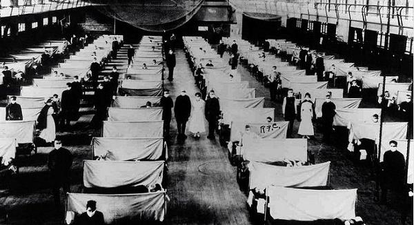 pandemia gripe espanhola